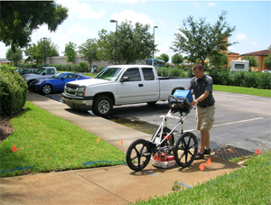 GPR Systems Of California - Counties We Serve