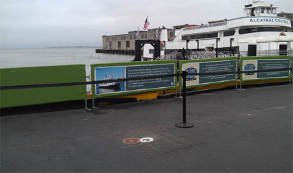Ground Penetrating Radar Survey Of Boat Dock - San Francisco, California